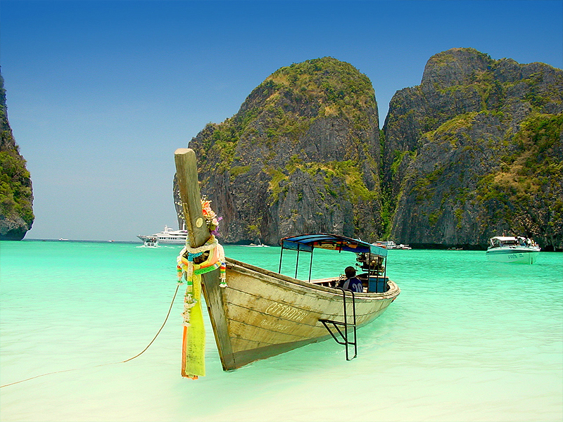The Best of Beaches in Thailand 1