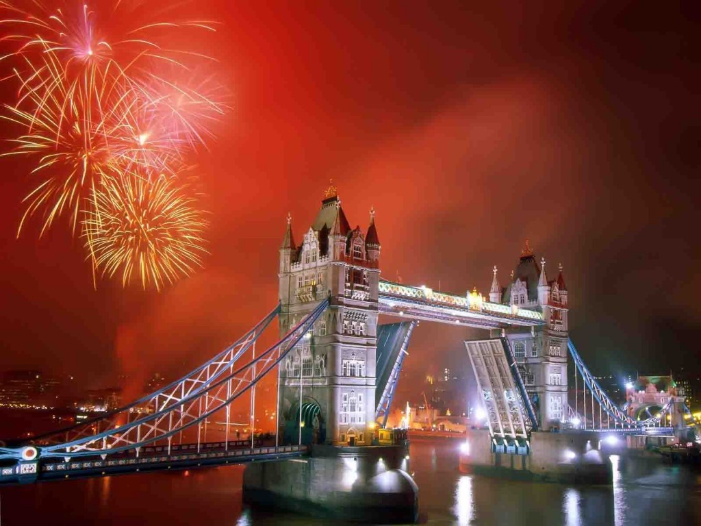 A Happy New Year: Spend NYE in London - The Lost Backpack