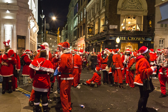 Best Ways To Get Into The Holiday Spirit In London 1
