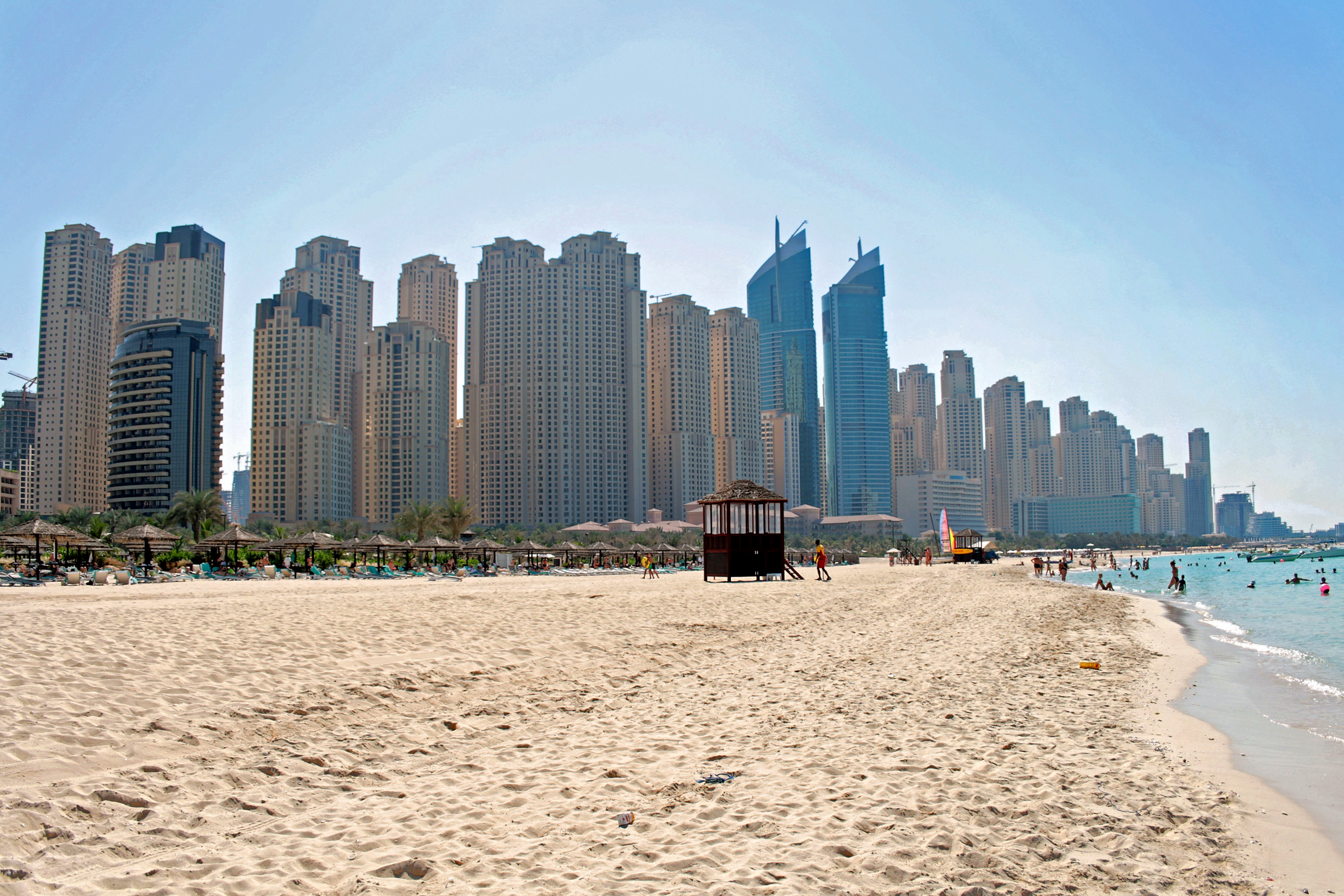5 Sights to See in Dubai 1