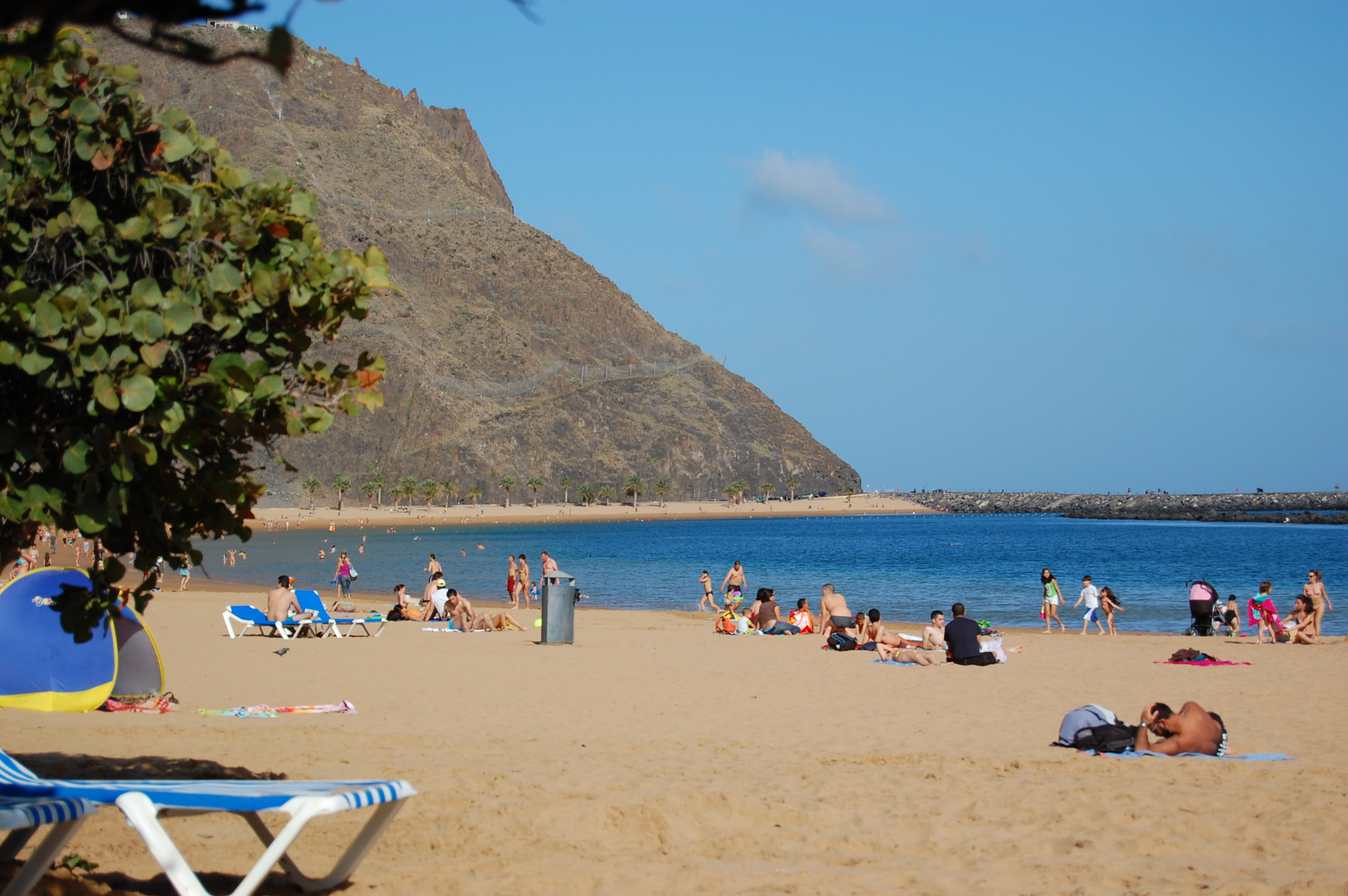Top Beaches in Tenerife 1