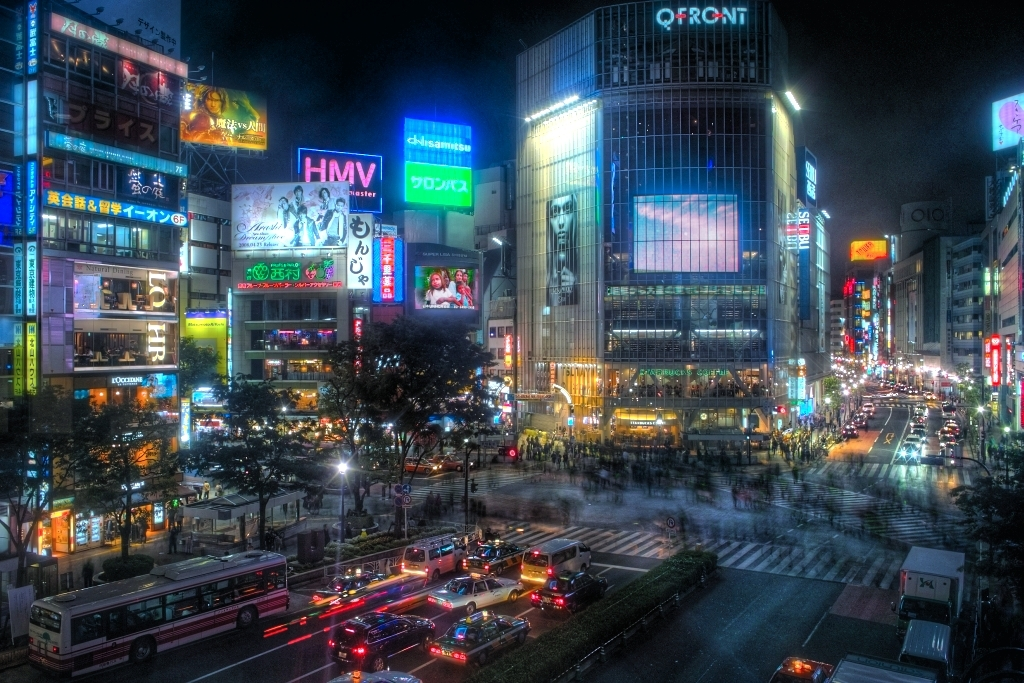 The Top 5 Must See Cities in Asia 1