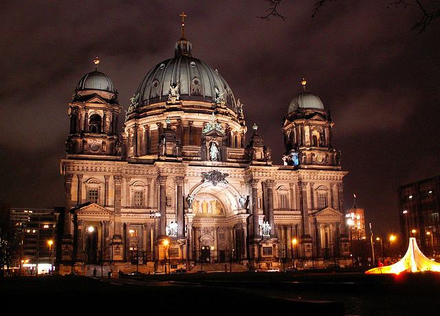 Three Essential Attractions in Berlin 1
