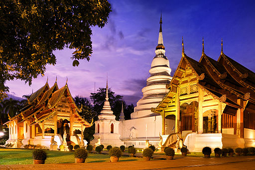 Best value accommodations in Chiang Mai 1