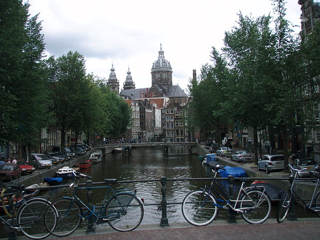 Top hostels in Amsterdam 1