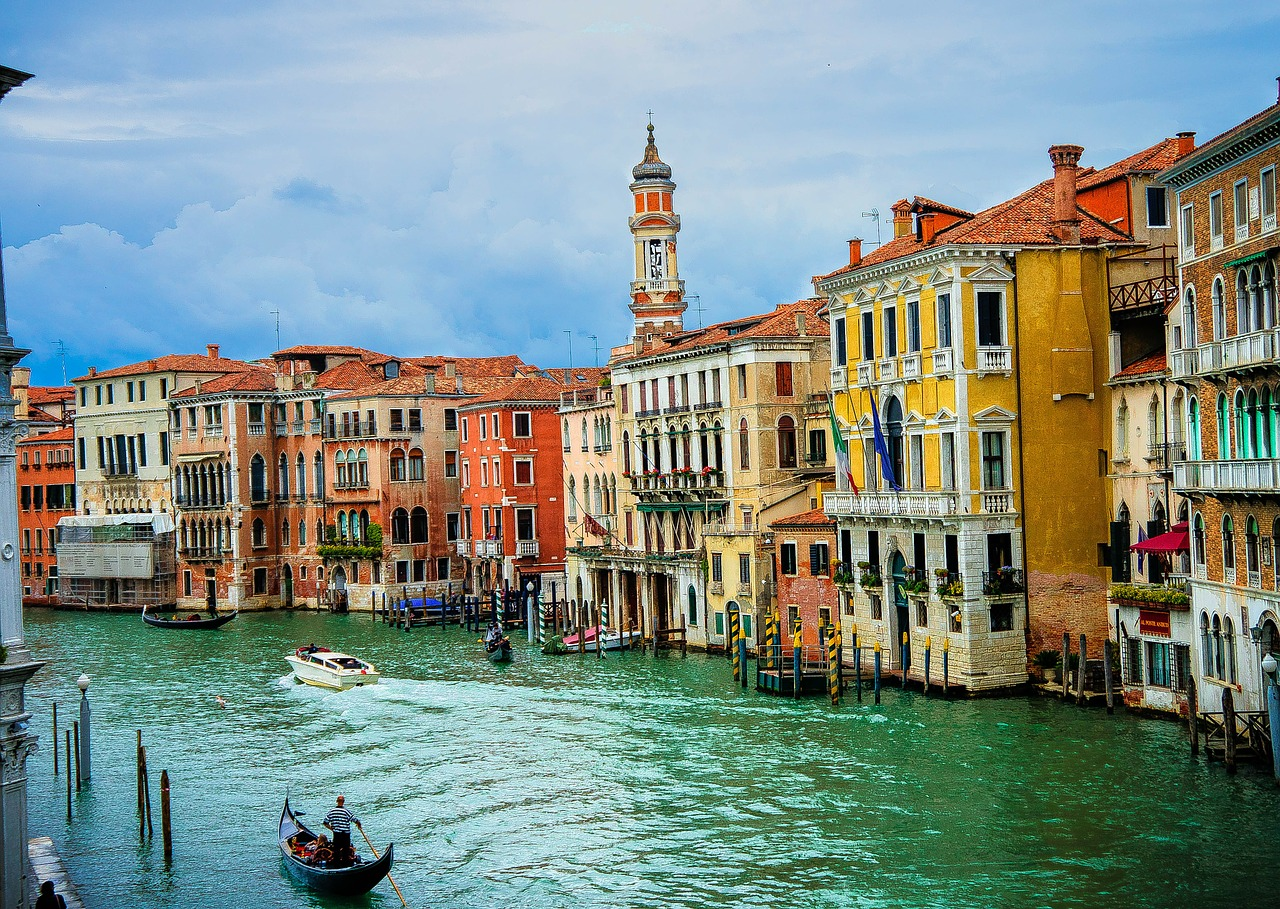 Venice is definitely one of the Best Places to Visit in Italy