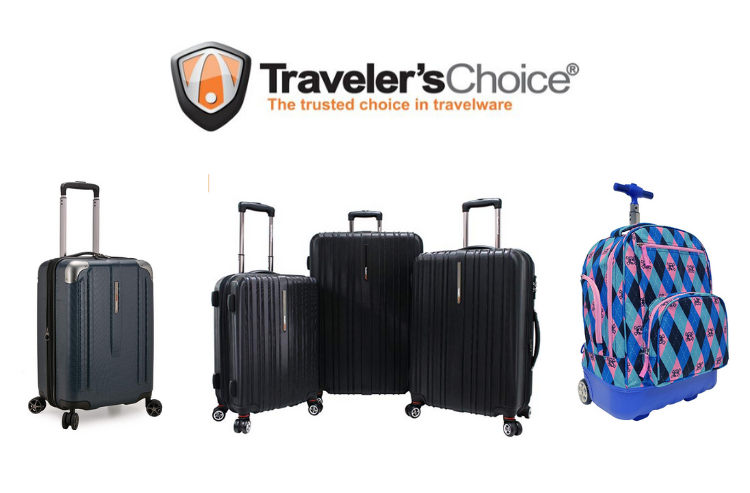Travelers Choice luggage